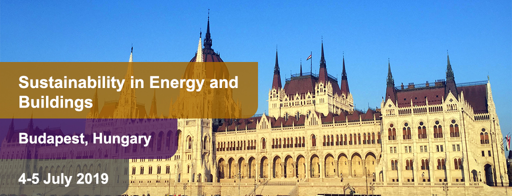 SEB-19 | Sustainability in Energy and Buildings | KES
